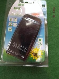 1000mAH PORTABLE SOLAR PHONE CHARGER