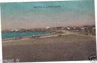 Maroc - cpa - KENITRA - Le port et la ville  (G5995)