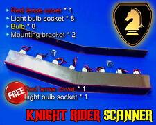Firebird 82~92 KNIGHT RIDER SCANNER Bar and 8 LED Bulbs - NEW Design