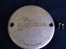 Honda SL125 Stator Side Cover Cap 1972-74 Used