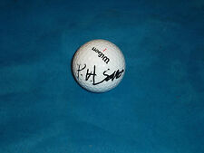 Pierre-Henri Soero Hand Signed Wilson Golf Ball PGA Pro