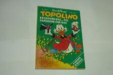 TOPOLINO  n 1704 ('88) FIGURINE PLASTIFICATE ADESIVE ALL'INTERNO