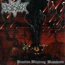 DESASTER - Brazilian Blitzkrieg Blasphemies CD