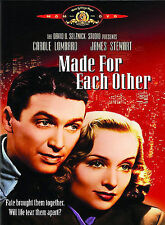 Made for Each Other (DVD, region 1)James Stewart, Carole Lombard