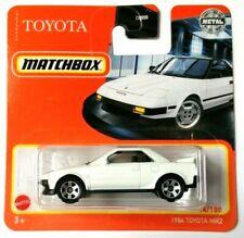 MATCHBOX 2021 1984 TOYOTA MR2 NEU & OVP