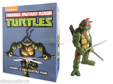 TMNT Teenage Mutant Ninja Turtles Leonardo Action Figure 1/6 Mondo Sideshow