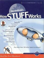 How Stuff Works by Marshall Brain and Howstuffworks Com (2010, Hardcover)