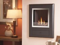 NEW FLAVEL FINESSE PORTRAIT HOLE IN THE WALL GAS FIRE