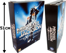 Michael Jackson THE EXPERIENCE Standee GIANT Display Cardboard PLV PROMO 2010