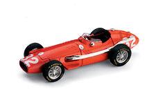 Maserati 250F 1st GP Monaco 1957 Fangio 1:43 Model BRUMM