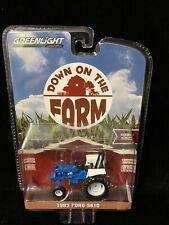 NEW Greenlight Green Machine / Down on the Farm Series 1 1982 Ford 5610 Tractor