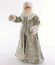 "24"" Peace on Earth Santa By Katherine's Collection 11-911534"
