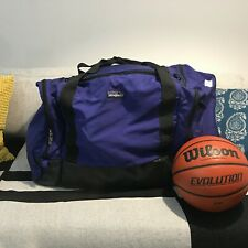 Patagonia Unisex Vintage Made in USA Duffle Bag Luggage 60L