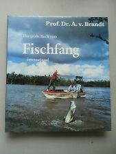 große Buch vom Fischfang international Geschichte fischereilichen Fangtechnik
