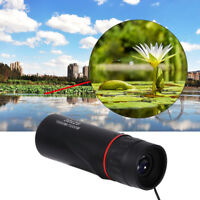 30 x 25 Optical Monocular Night Vision Waterproof Mini Focus Telescope 10X Scope