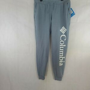 Columbia Womens Gray Medium Jogger Pants WP-347