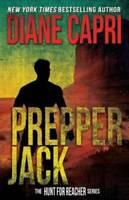 Prepper Jack: Hunting Lee Child's Jack Reacher (The Hunt For Jack Re - VERY GOOD