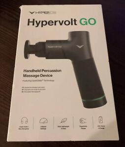 Hyperice Hypervolt Go Handheld Portable Percussion Massage Device BRAND NEW