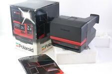 Polaroid Sun 635 se instant camera Boxed 600 film tested ref.510187