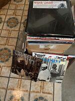 Vinyl Record Box Lot Of 10 Records 90s 2000s Hip Hip RnB pop House Trance DJ mix