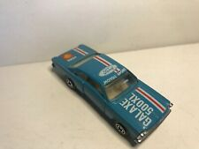 66 Ford Galaxie 500XL Vintage Yatming Die-Cast Toy Car 1:64 Scale Hong Kong 1075