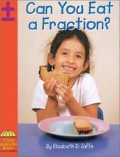 Can You Eat a Fraction? (Yellow Umbrella Books: Math)-ExLibrary