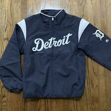 Majestic Detroit Tigers MLB On Field Therma Base Jacket, WMN Size Large NWT $130