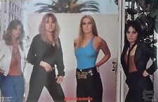 Joan Jett 22x34 The Runaways Poster 1978 Lita Ford