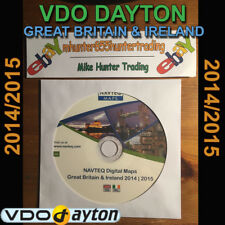 SAT NAV DISC FOR LAND ROVER, RANGE ROVER, DISCOVERY, SPORT CD UK MAP NAVIGATION