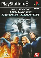 Fantástico 4-Rise of the Silver Surfer PS2 (Playstation 2) - Envío Gratis-Reino Unido