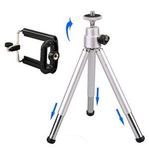 Mini Tripod For Samsung Or Apple Phone Camera Stand Portable Holder Adjustable