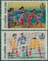 Thailand 1984 SG1162-1163 National Games set MNH
