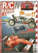 R/C RACING CAR N°100 CEN TR4 / CORALLY SP 12 / TRINITY REFLEX / HPI RS4 PRO 3