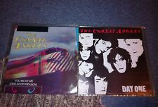 """The comsat angels - you move me / day one - 2x12"""" vgc+/ex"""