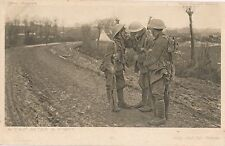 POSTCARD  MILITARY  WWI  DAILY MAIL Series 4  No  31