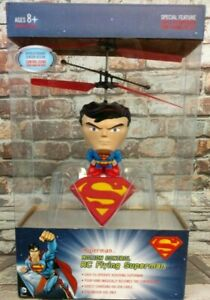 DC Comics New Superman Motion Control RC Flying Superman Indoor Easy To Operate