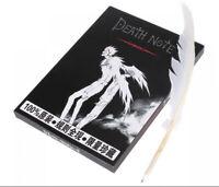 Death note Cuaderno con pluma