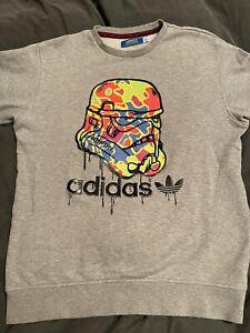 Adidas Star Wars Stormtrooper Sweatshirt