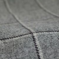 Harris Tweed 100x 80 Cm And 15 Accessory Labels
