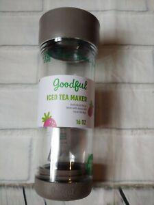 Goodful Press and Go Iced Tea Tumbler 16 oz