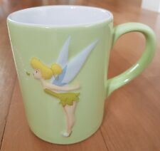 Tinkerbell mug 3D Disney Store exclusive pastel green