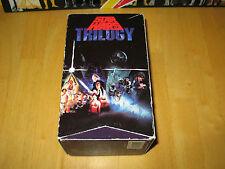 '90/'92 Transitional FOX Video/ CBS FOX Video Star Wars Trilogy on VHS, New!