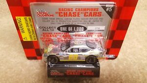 New 1998 Racing Champions 1:64 NASCAR Mark Martin Winn Dixie Chrome Chase Car