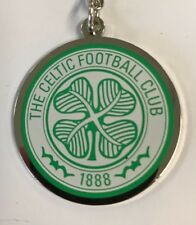 Celtic FC Football Badge Keyring Official Glasgow New Free Post Bhoys Scotland