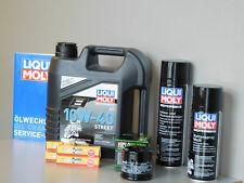 Sistema de mantenimiento HONDA CB 1100 ex RS Filtro aceite bujía Servicio CAMBIO