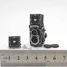 XE79-06 1/6 Scale HOT Retro Twin Lens Reflex Camera Classic TOYS