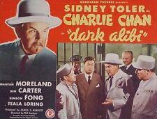 Charlie Chan - Dark Alibi 1946 Mystery Comedy Film DVD