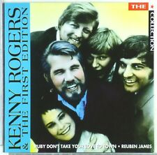CD-Kenny Rogers & The First Edition-The? Collection-a5550-RAR