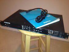 Used ENSONIQ SQ-R DIGITAL SYNTHESIZER rack-mount SOUND MODULE