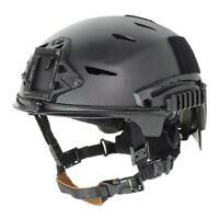 AIRSOFT BUMP TYPE HELMET BLACK ABS MARSOC USSF OPS